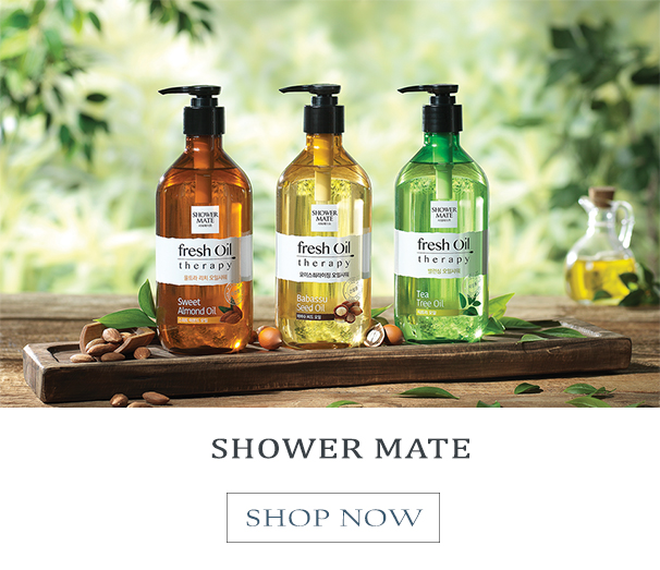 SHOWER MATE - FRESH OIL